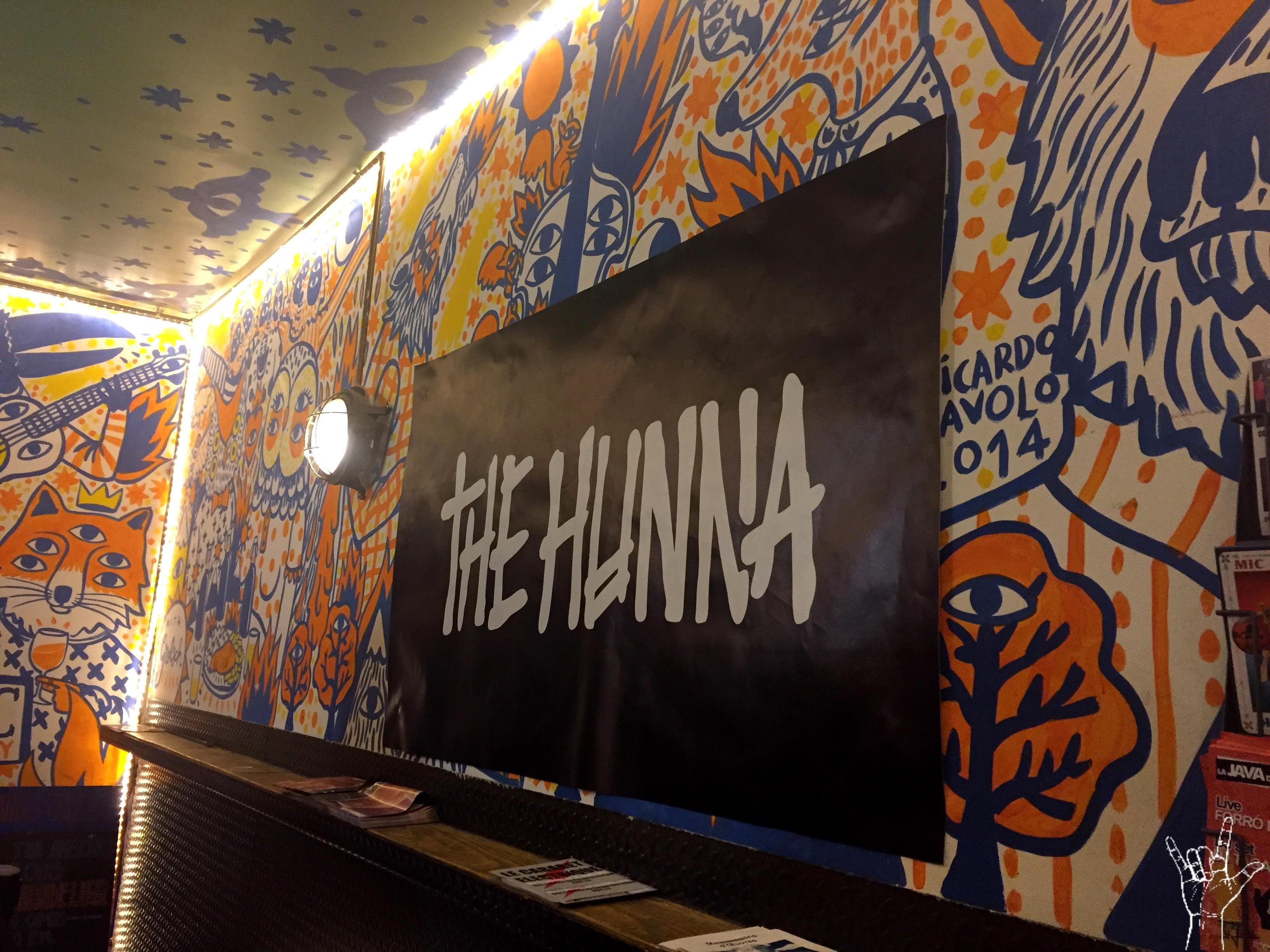 The Hunna, un premier passage Parisien explosif.3 min de lecture