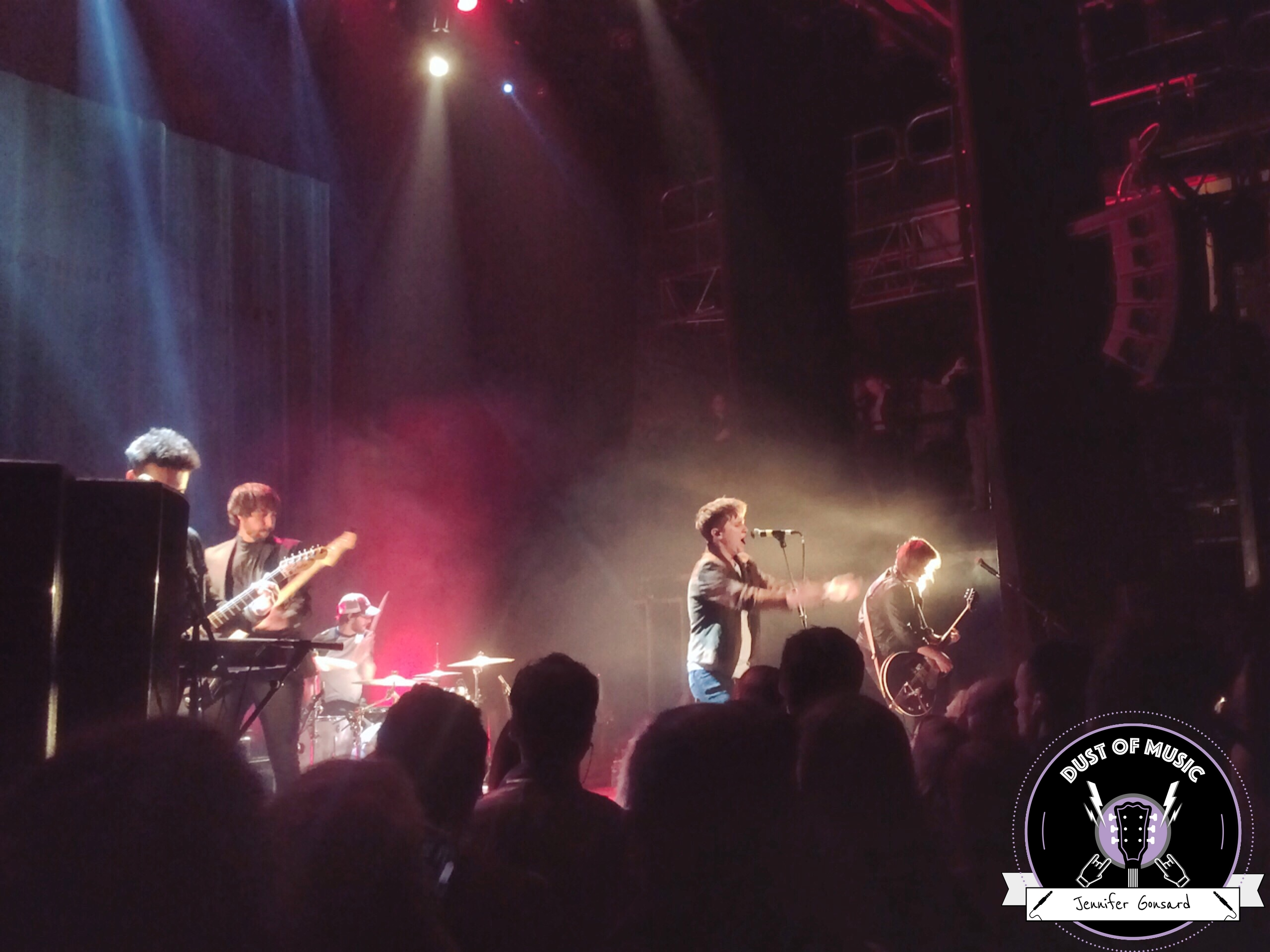 Nothing But Thieves, un show assuré.4 min de lecture