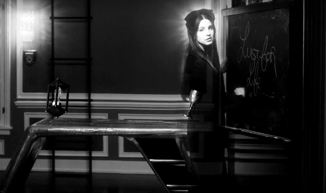 Lana Del Rey tease son prochain album Lust For Life.2 min de lecture