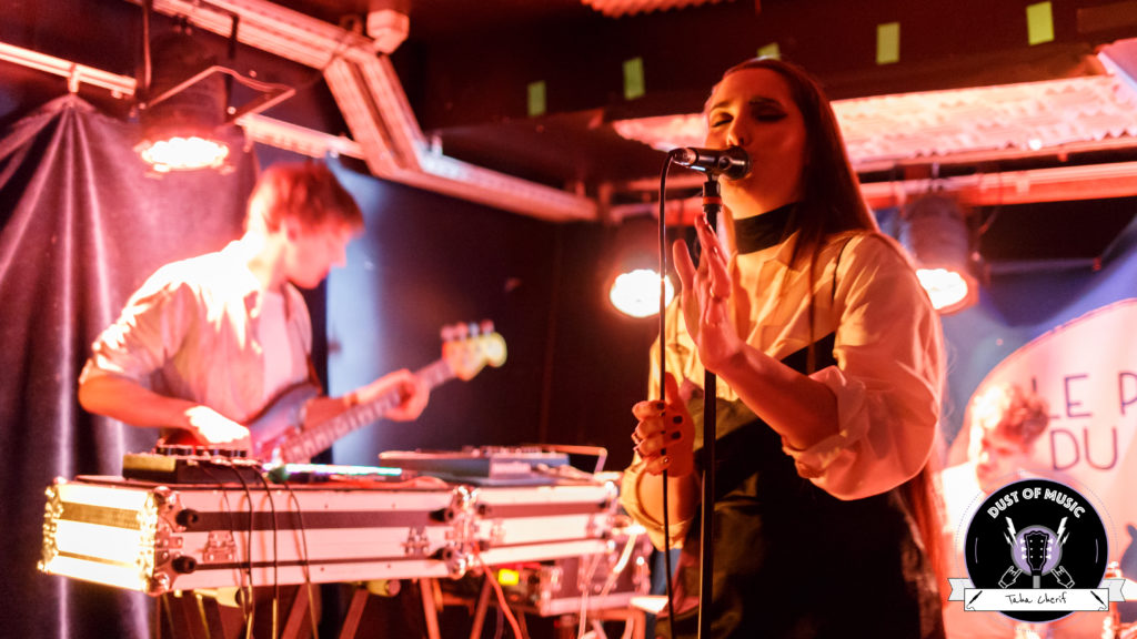 Alpines au Pop Up du Label