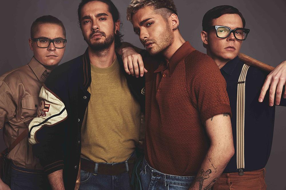 Concours : Gagnez des vinyles de l'album Dream Machine de Tokio Hotel.1 min de lecture