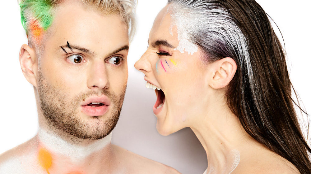 Sofi Tukker sofitukker soft animals concert group dust of music dustofmusic rock pop electro dance
