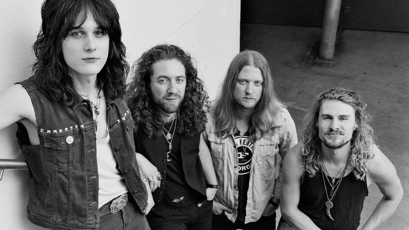 Tyler Bryant & The Shakedown, « rock n' roll is not dead » !3 min de lecture