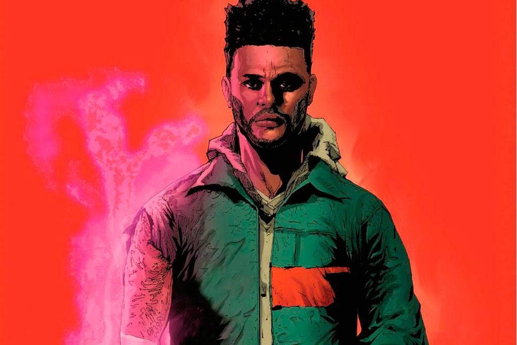 Un comic en collaboration avec Marvel pour The Weeknd2 min de lecture
