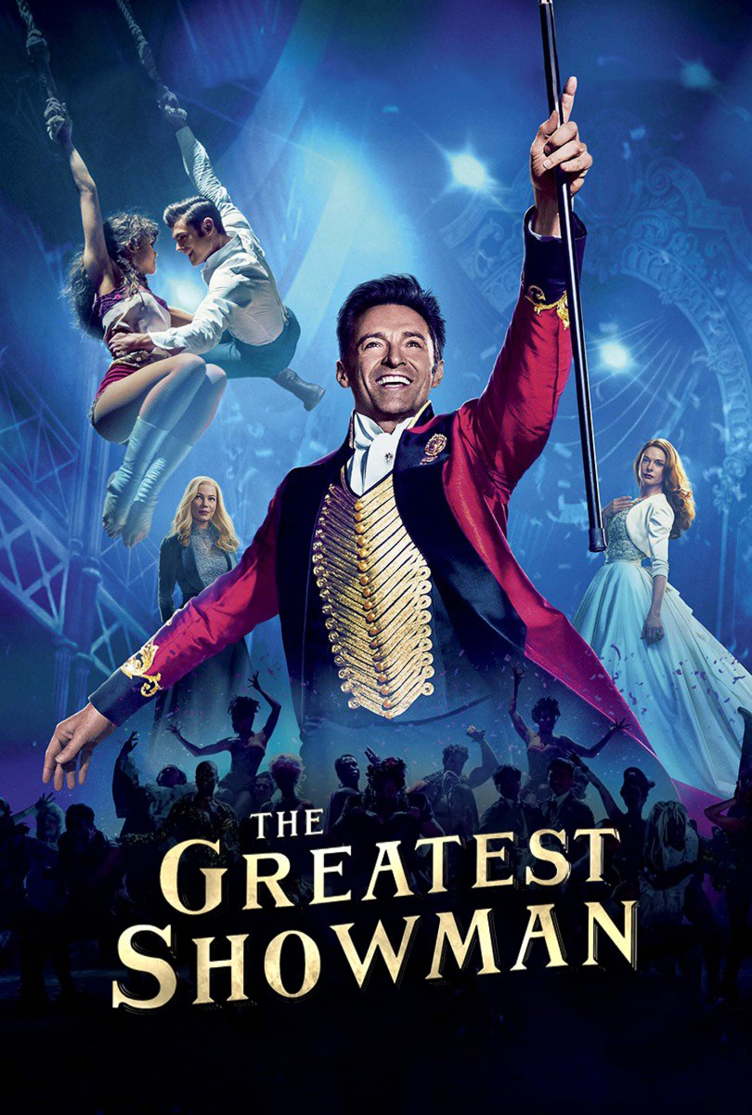 The Greatest Showman : a spectacular and colorful show.5 min de lecture