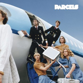 Album cover Parcels