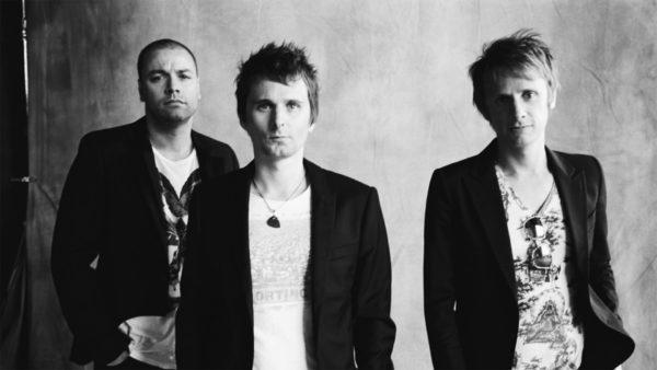 Muse groupe B&W